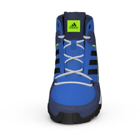 adidas TERREX Hyperhiker Hiking Shoes Kids, glory blue/core black/signal green